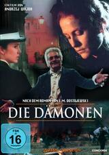 Die Dämonen - Poster