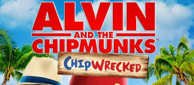 Schiffbrüchtiges Wörtspiel in Alvin & the Chipmunks 3
