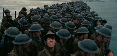 Dunkirk von Christopher Nolan