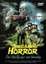 Paganini Horror - Der Blutgeiger von Venedig - Poster