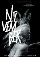 November - Poster