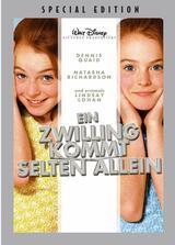 Ein Zwilling kommt selten allein - Poster