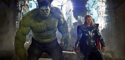 Marvel's The Avangers