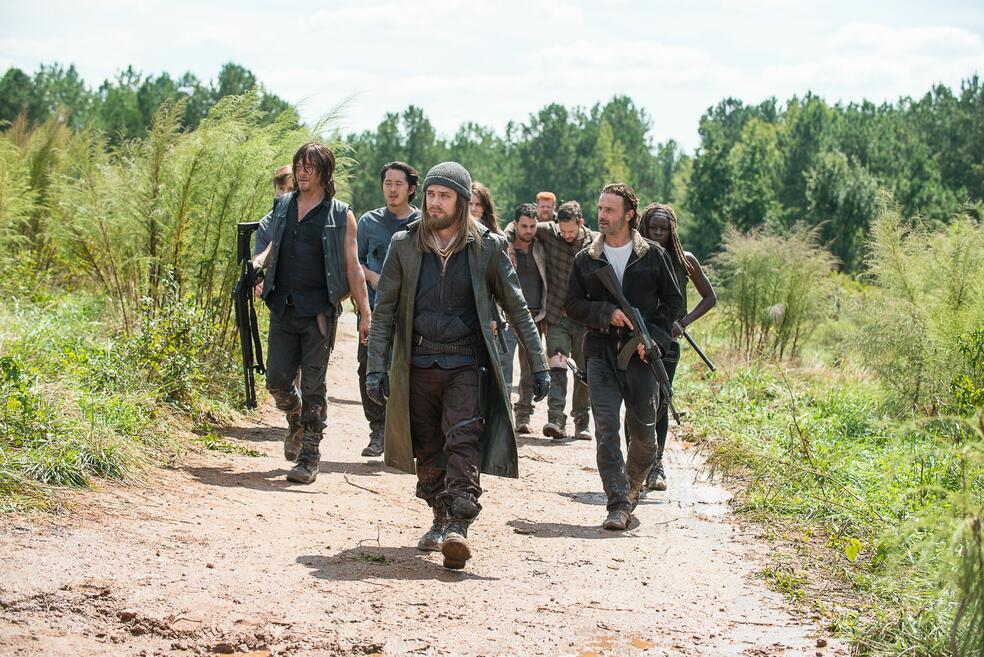 The Walking Dead Staffel 6 Stream Kinox