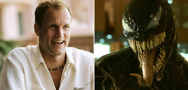Woody Harrelson in After the Sunset/Venom