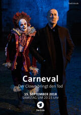 Carneval - Der Clown bringt den Tod - Poster