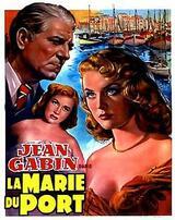 Die Marie vom Hafen - Poster