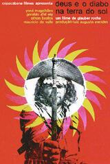 Gott und der Teufel im Land der Sonne - Poster