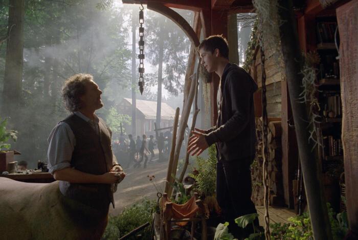 Percy Jackson 2: Im Bann des Zyklopen mit Logan Lerman und Anthony Head