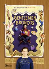 Gentlemen Broncos - Poster