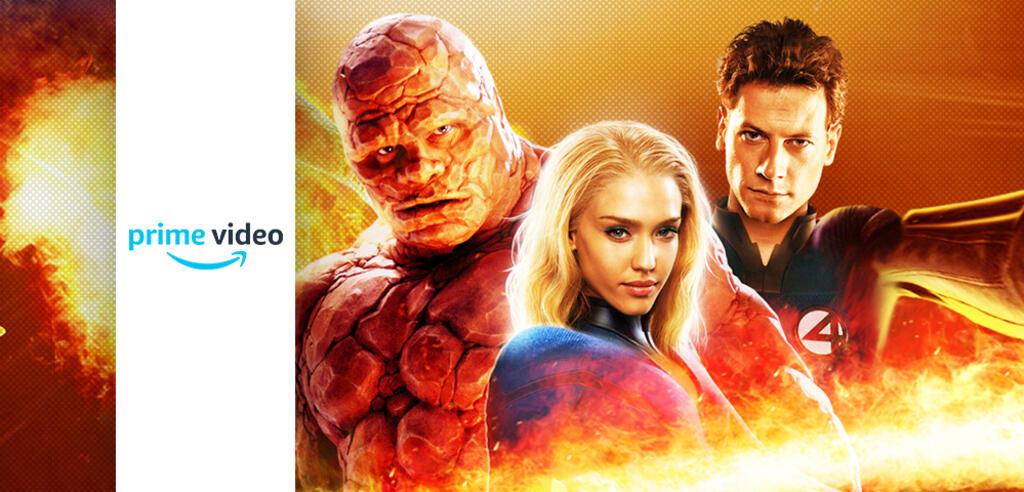 Bald bei Amazon Prime: Alle Fantastic Four-Filme