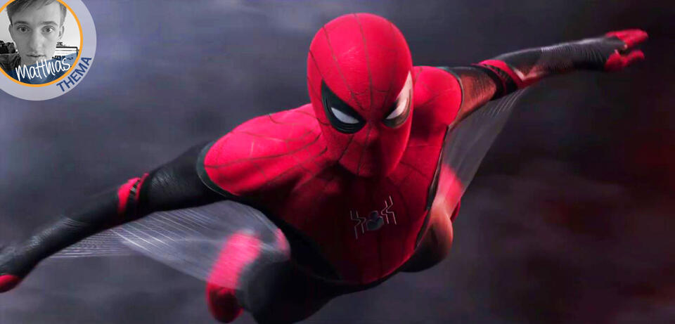 Trailer Analyse Zu Spider Man Far From Home Keine Spur Von