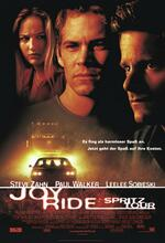Joyride - Spritztour Poster