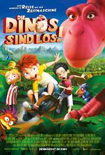 Die Dinos sind los Poster