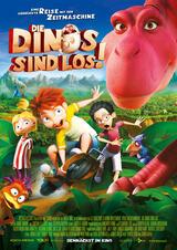 Die Dinos sind los - Poster