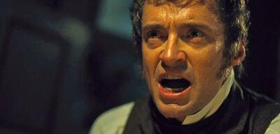 Hugh Jackman in Les Misérables