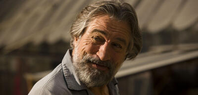 Robert De Niro in Malavita