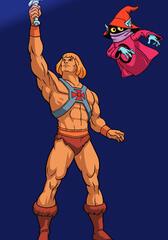 He-Man - Tal der Macht