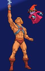 He-Man - Tal der Macht - Poster