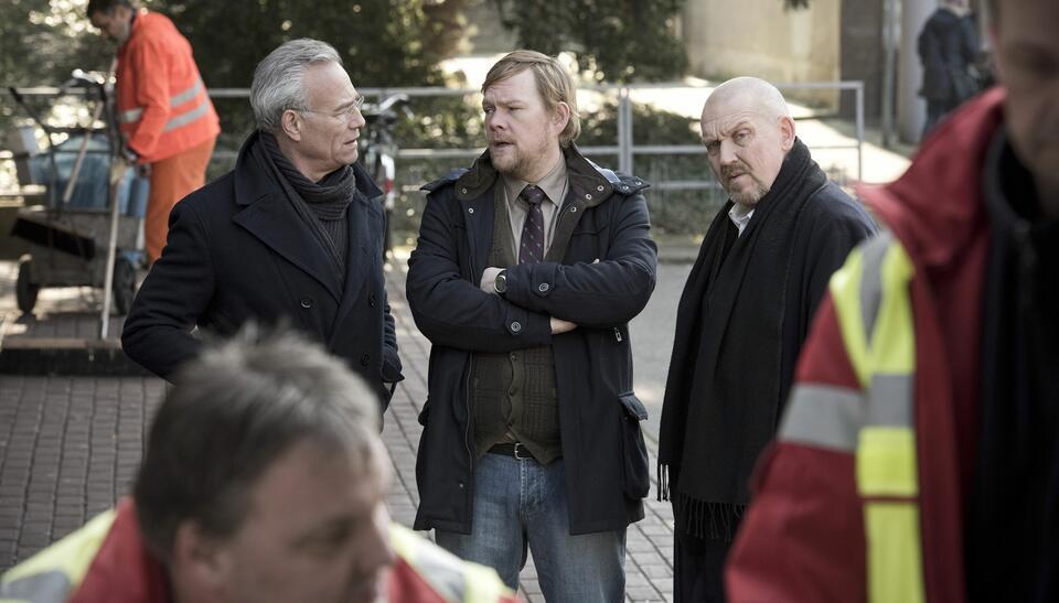 Tatort: Durchgedreht mit Dietmar Bär und Klaus J. Behrendt
