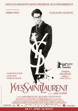 Yves Saint Laurent - Poster