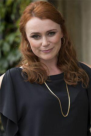 Keeley Hawes in The Casual Vacancy