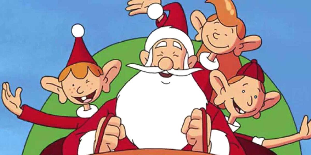 was kann der weihnachtsmann sagen