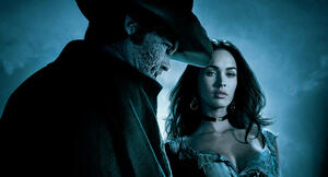 Josh Brolin und Megan Fox in Jonah Hex