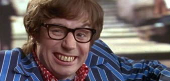 Mike Myers als Austin Powers