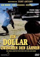 Ein Dollar zwischen den Zähnen