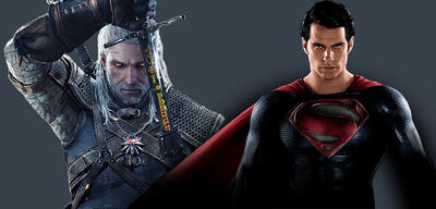 The Witcher & Henry Cavill
