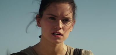 Auch in Star Wars 8 wieder dabei: Daisy Ridley als Rey