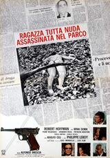 Naked Girl Killed In Park - Poster