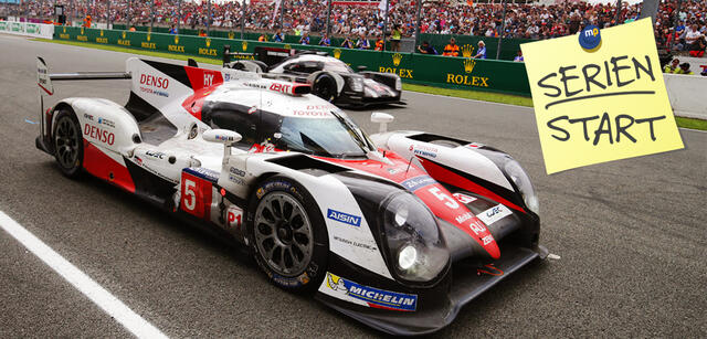 Le Mans: Racing is Everything, Staffel 1