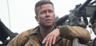 Brad Pitt in Herz aus Stahl - Ab 1. Januar im Kino