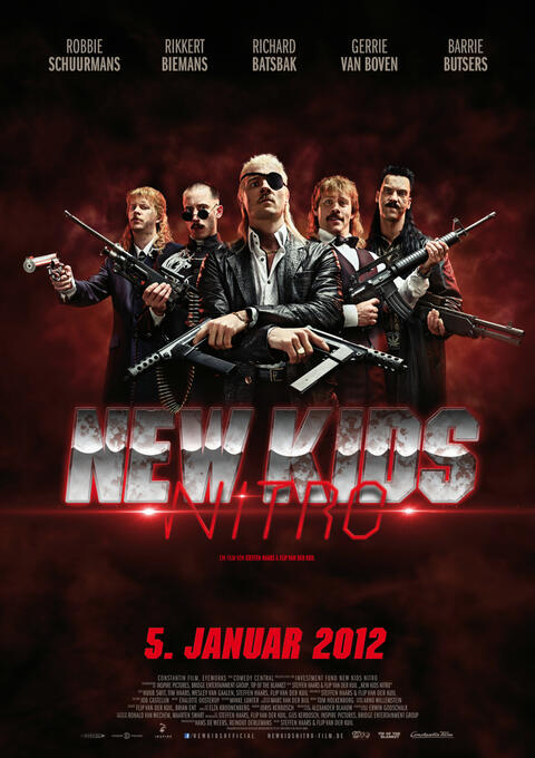 New Kids Nitro Stream