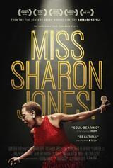 Miss Sharon Jones! - Poster