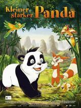 Kleiner starker Panda - Poster
