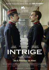 Intrige - Poster