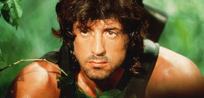 Rambo: First Blood mit Sylvester Stallone