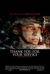 Thank You For Your Service - Poster