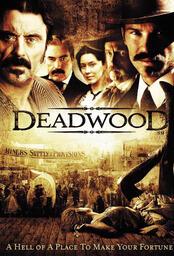 Deadwood - Poster
