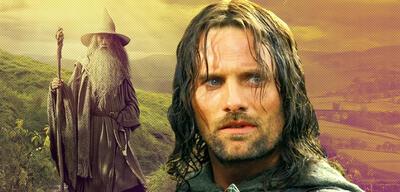 Nicht in Der Hobbit: Viggo Mortensens Aragorn