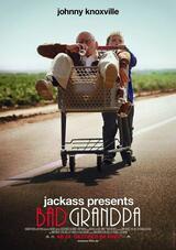 Jackass Presents: Bad Grandpa - Poster