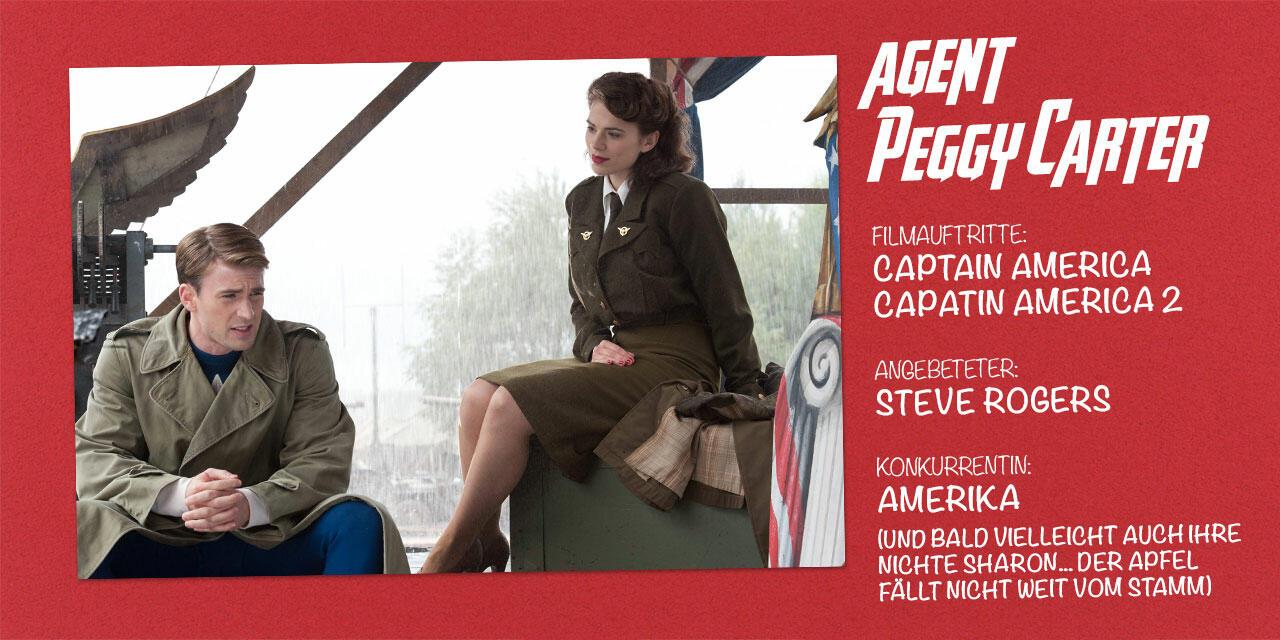 Marvel Agent Peggy Carter