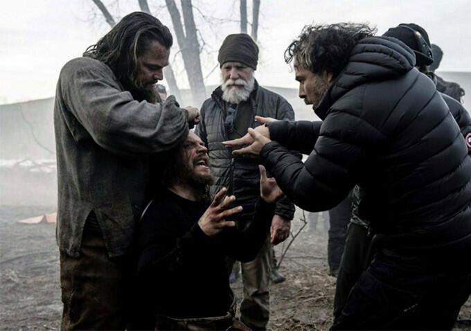 The Revenant - Der Rückkehrer mit Leonardo DiCaprio und Alejandro González Iñárritu