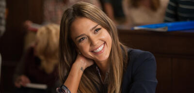 Jessica Alba in Professor Love