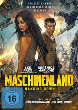 Maschinenland - Mankind Down - Poster