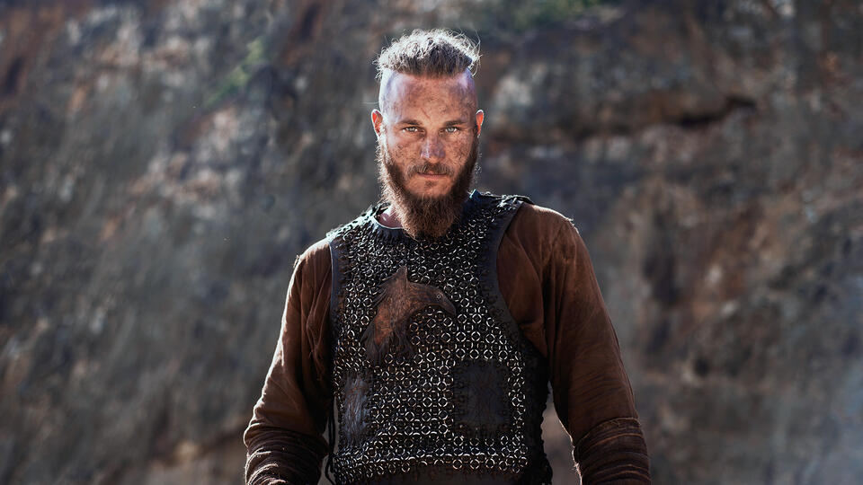 Vikings mit Travis Fimmel