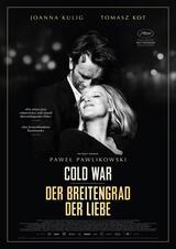 Cold War - Der Breitengrad der Liebe - Poster